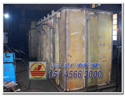 SZF11-40000-66-38.5 钟罩式上节油箱