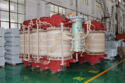 SZF11-31500-66-10.5大型主变器身