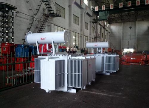 S13-M-30-2500-10系列全密封配电变压器